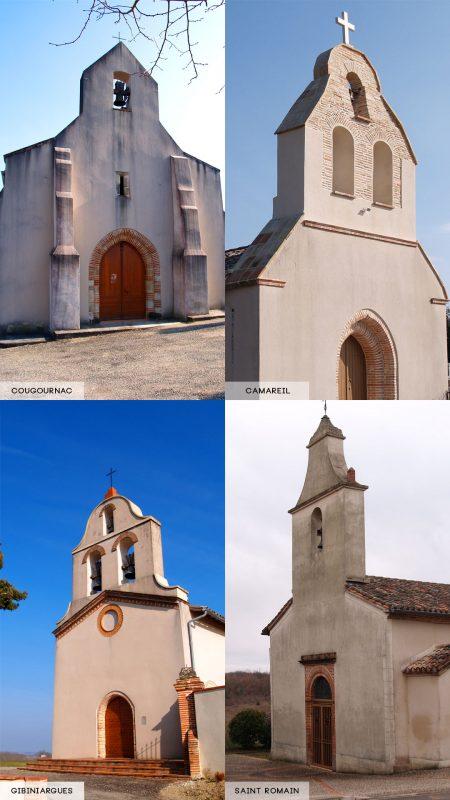 Puycornet | églises de Puycornet