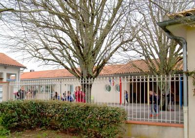 Ecole puycornet dehors