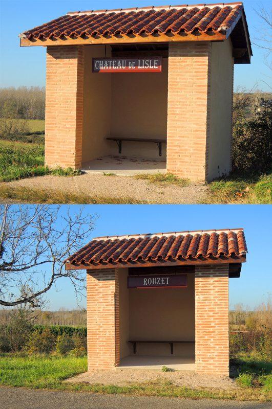 Puycornet | Gares Rouzet - L'isle