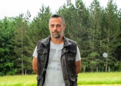 Cyril Graniou | Employé de terrain