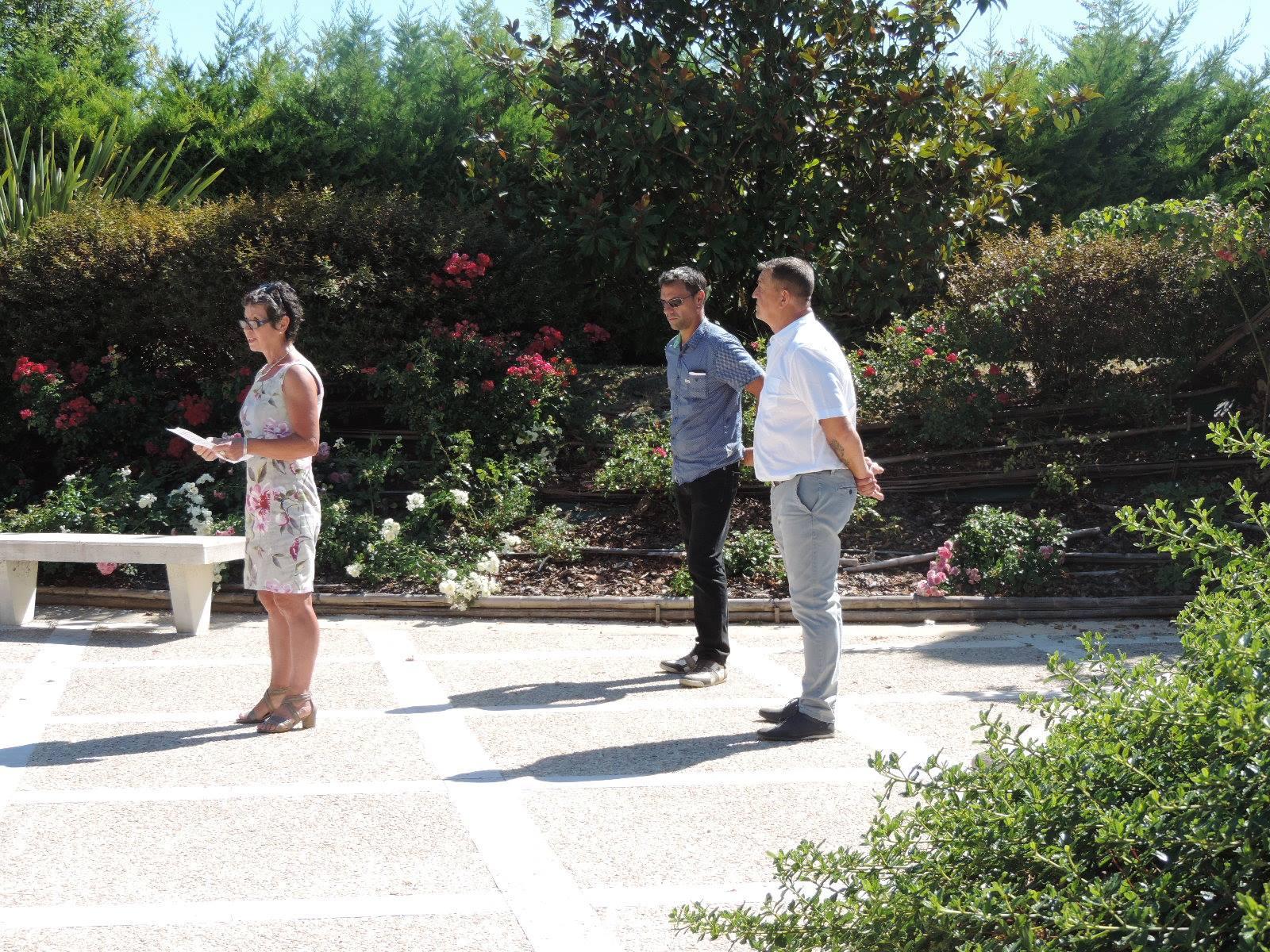 cérémonie monuments aux morts 15/08/2016