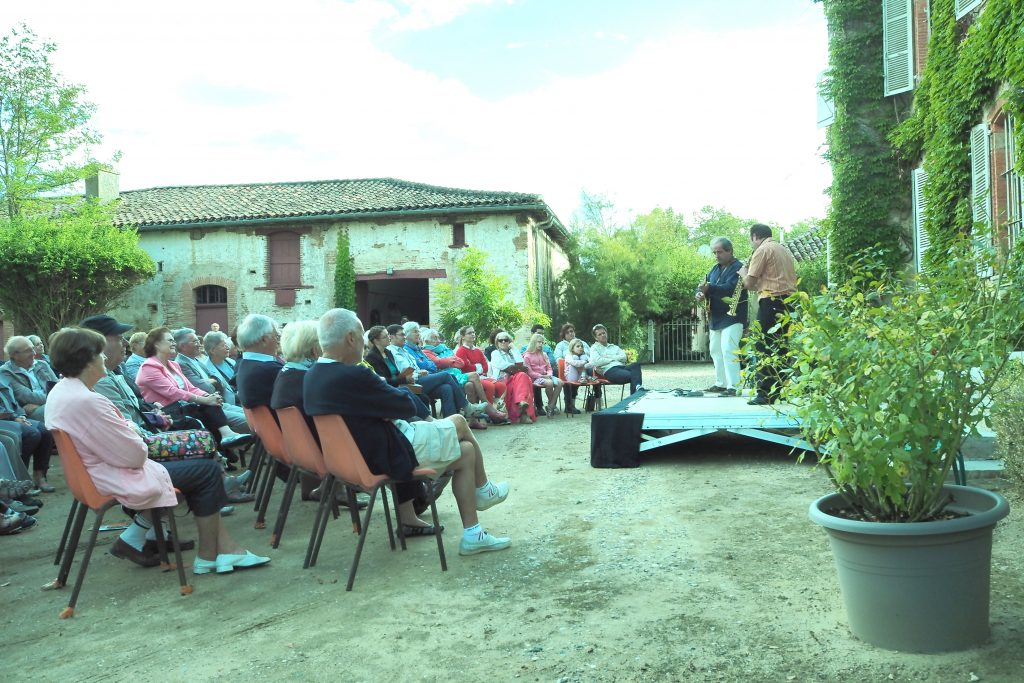 Les résonances 17/09/2016 au château de l'isle