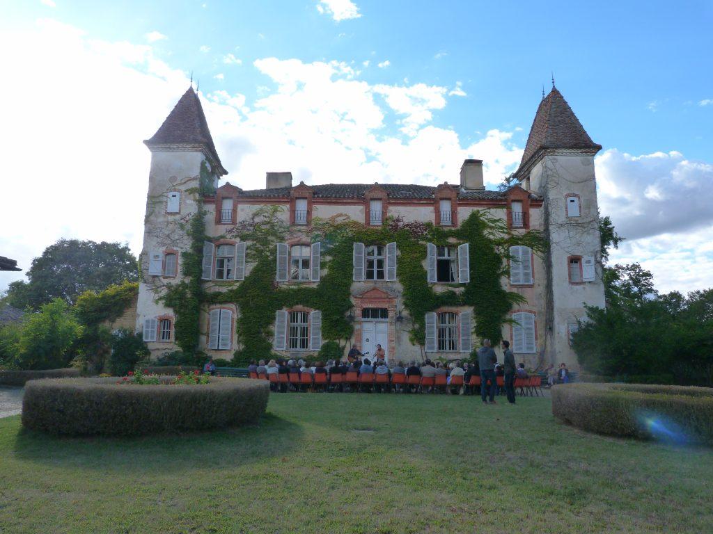 les résonances château de l'isle 17/09/2016