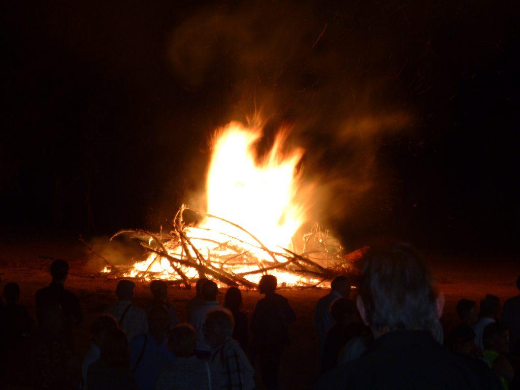 feu de la saint jean 24/06/2017