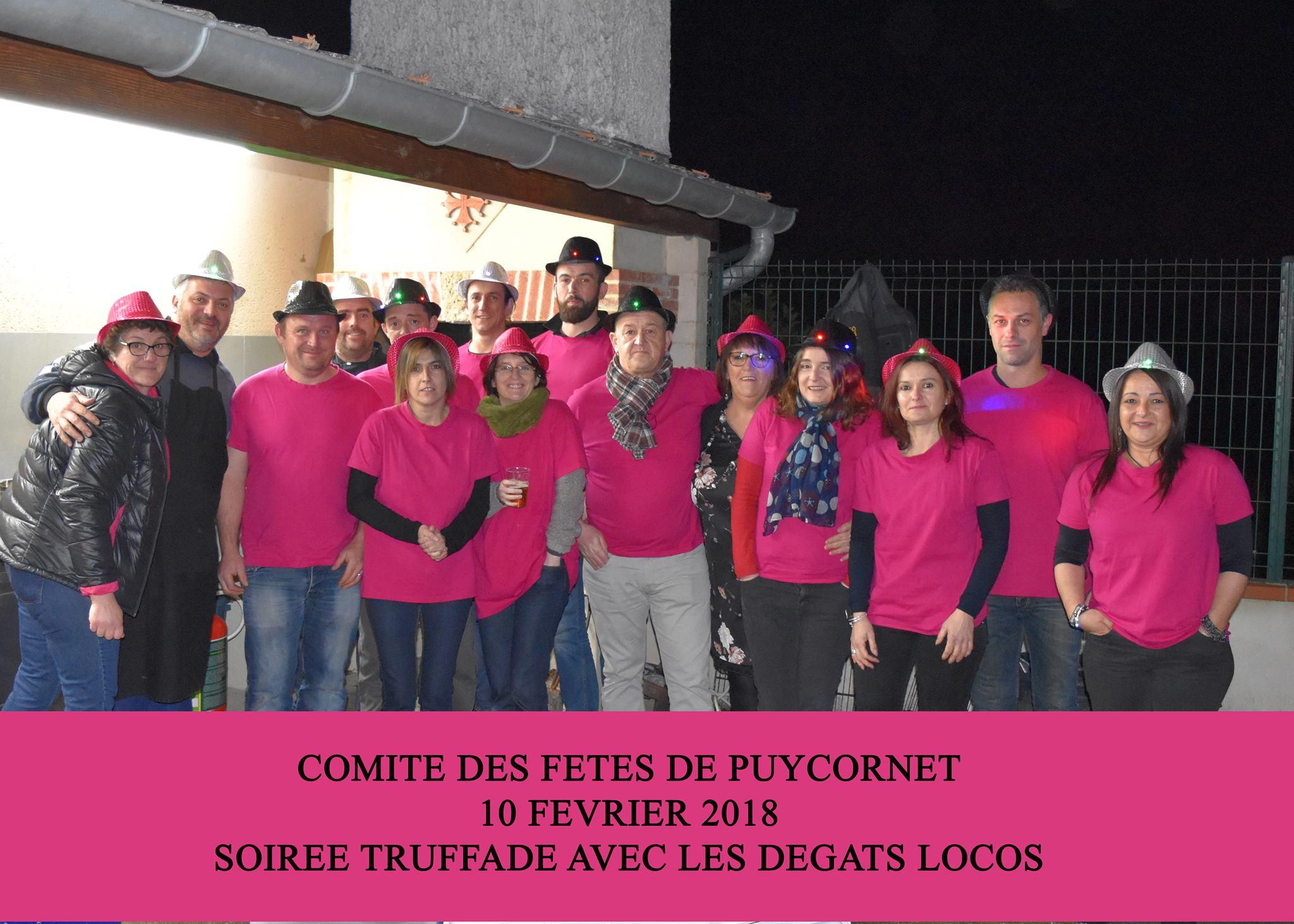 soirée truffade 10/02/2018
