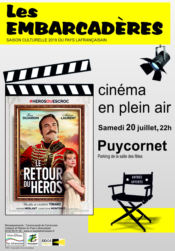 Cinéma Puycornet visuel internet