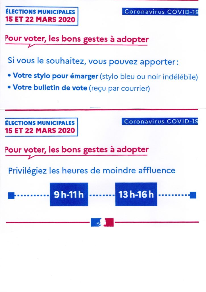 ELECTIONS MUNICIPALES 4
