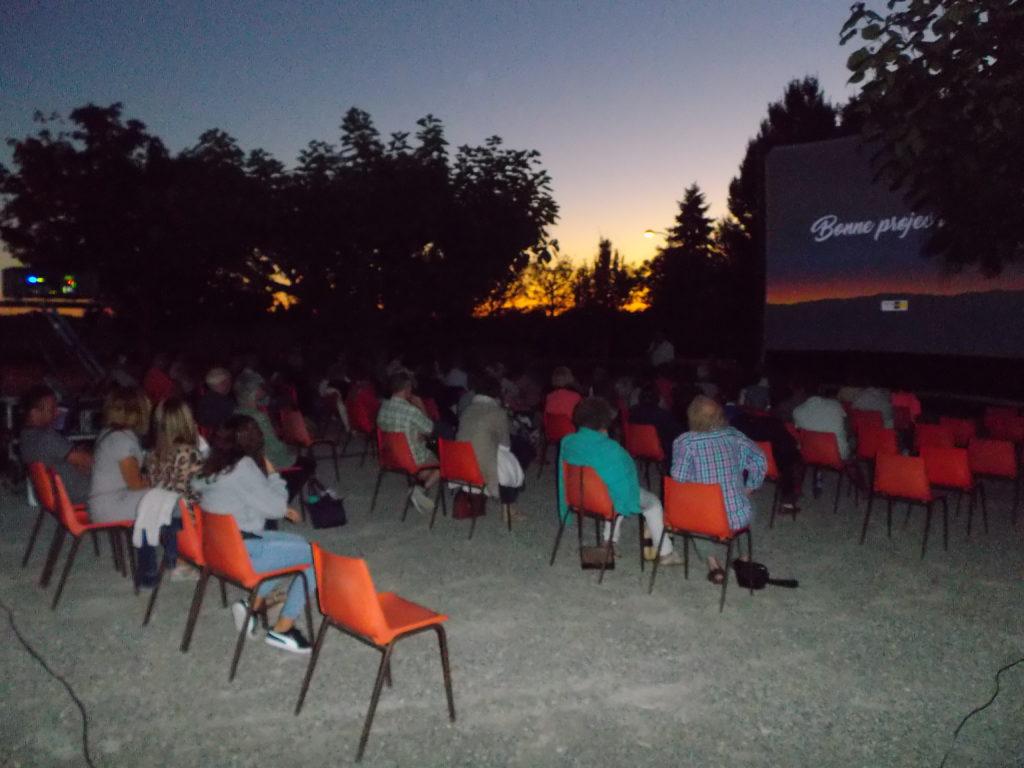 Cinéma plein air 18/07/2020