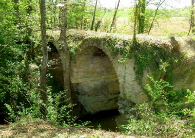 Puycornet | Pont romain